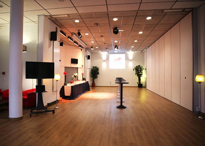 Photos de la location des espaces de r ception lyon sud for Salon restauration lyon